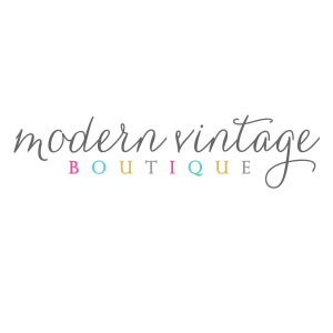 Modern vintage boutique coupon code