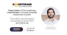 GoodStorage participa do Fórum e-Commerce Brasil
