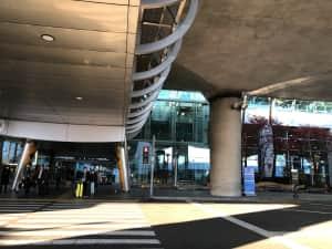 仁川空港着いたら必ずこのセット頼みます