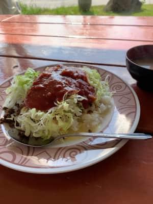 心喜・車海老ラーメン    久米島で一番美味しいお店と思ってます🍜 スリー...