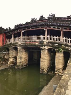 ホイアン街歩き ホイアンはベトナム有数の観光地だけど、コロナの影響で観光客...