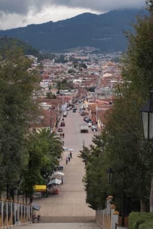 サンクリストバルの町