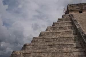 チェチェンイツァのピラミッド