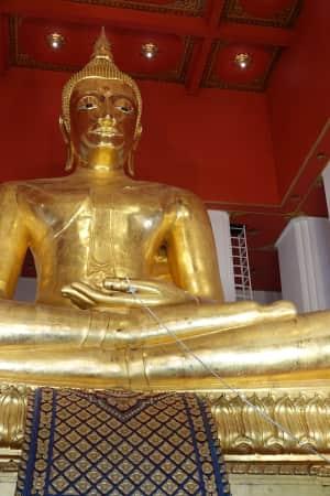 ヴィハーン・プラ・モンコン・ボピット  3枚目が確かこの仏像を発見したとき...