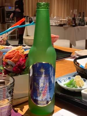レジーナリゾート二泊目の夕食。こちらも美味しかった。軽井沢ビールも美味しか...