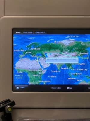 14時間のフライトを終えカイロに到着!爆睡。 vadafoneでsimを購...