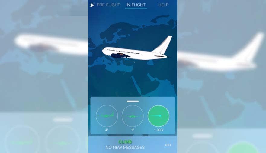 fear of flying app skyguru