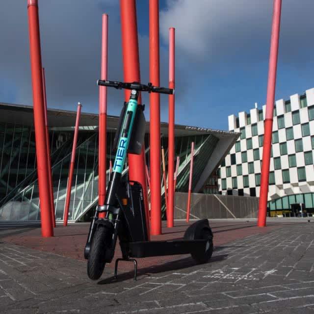 tier shared scooter ireland