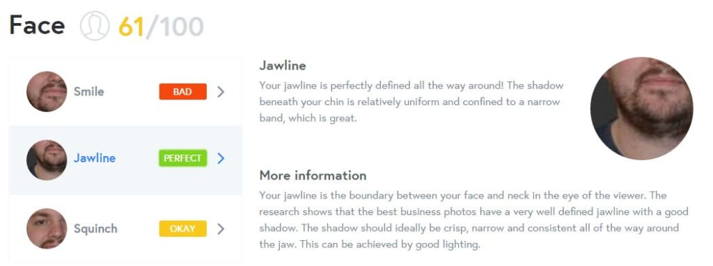 Snappr helps take a great linkedin profile photo