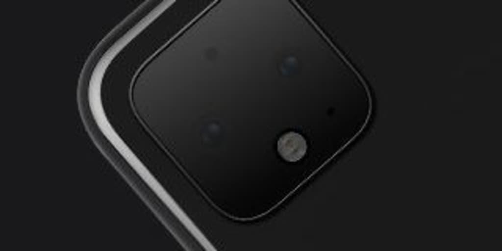 google pixel 4 camera square