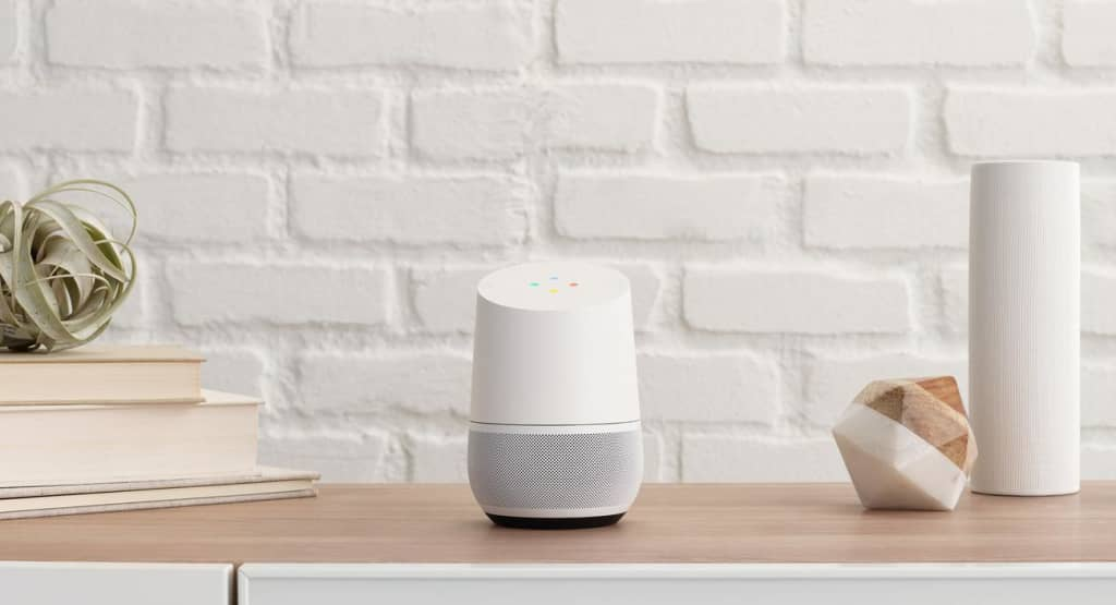 get the google home
