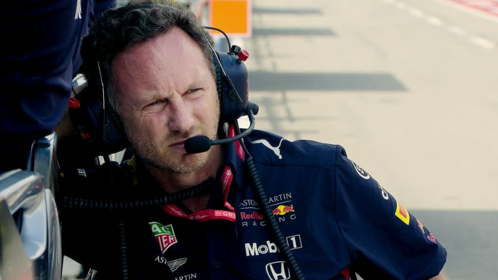 christian horner drive to survive season two