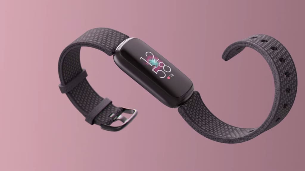 Fitbit luxe fashion first