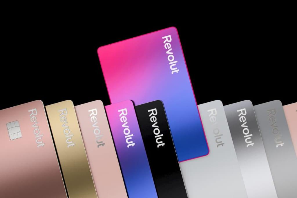 Revolut Plus Card