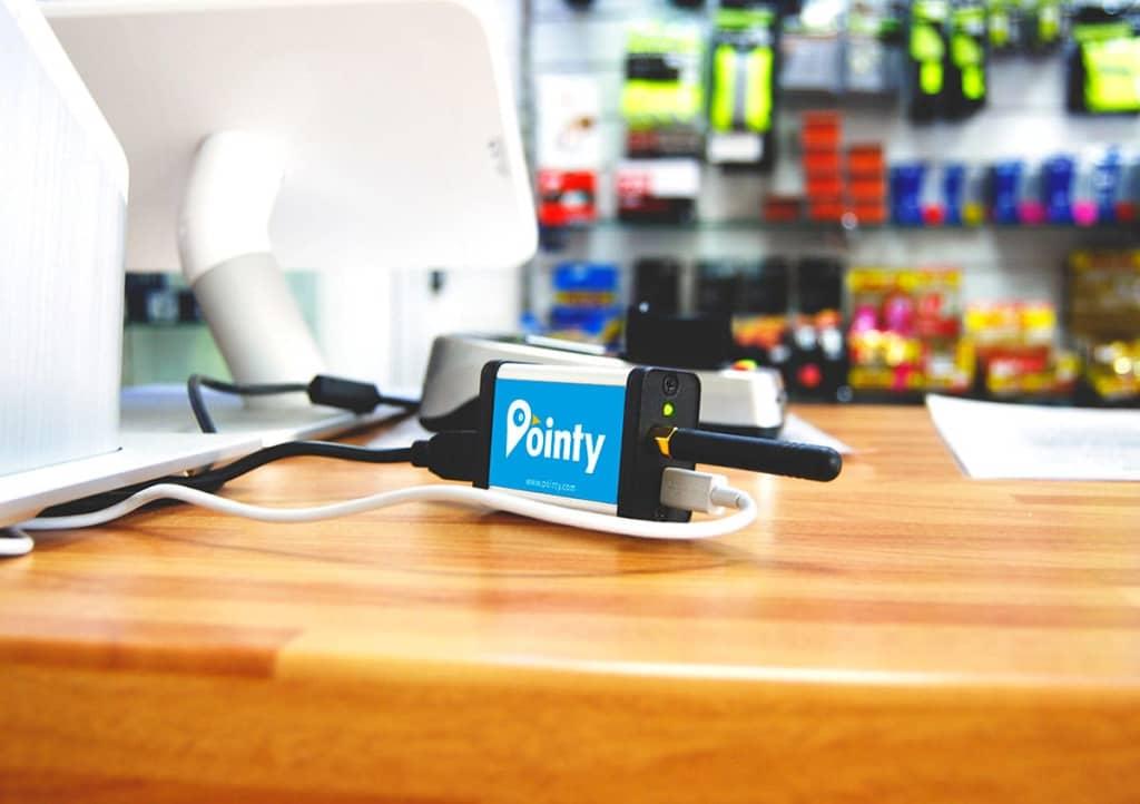 pointy free device