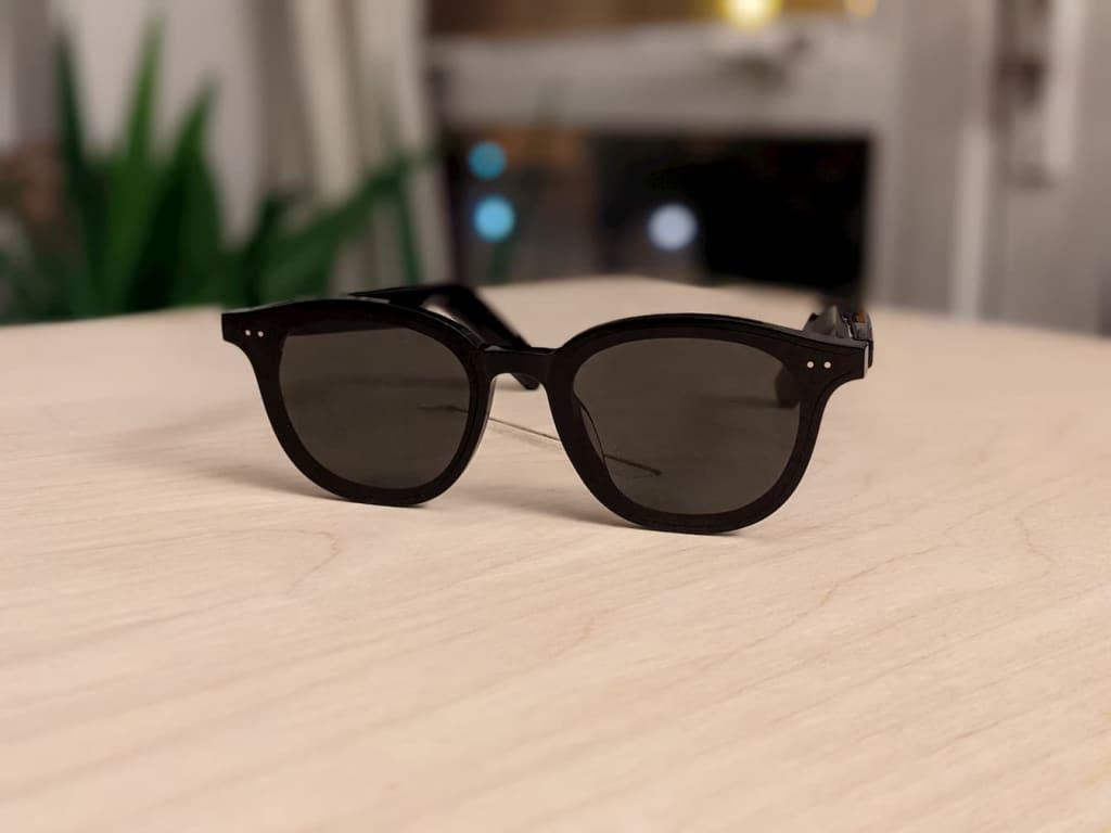 Huawei gentle monster sunglasses