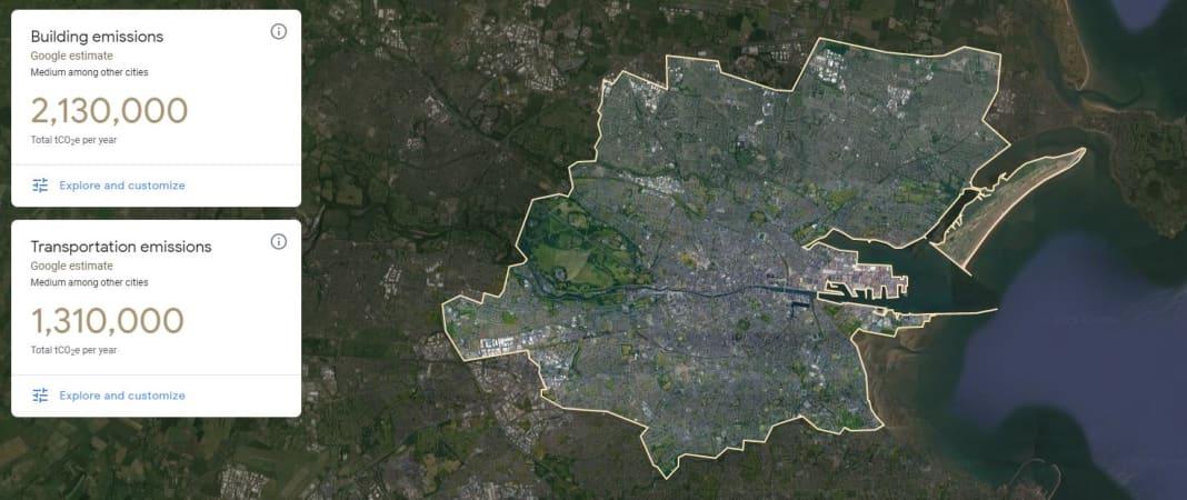 google dublin city council