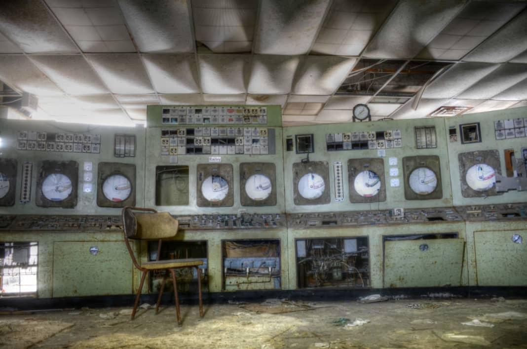 fallout shelter after world war 3