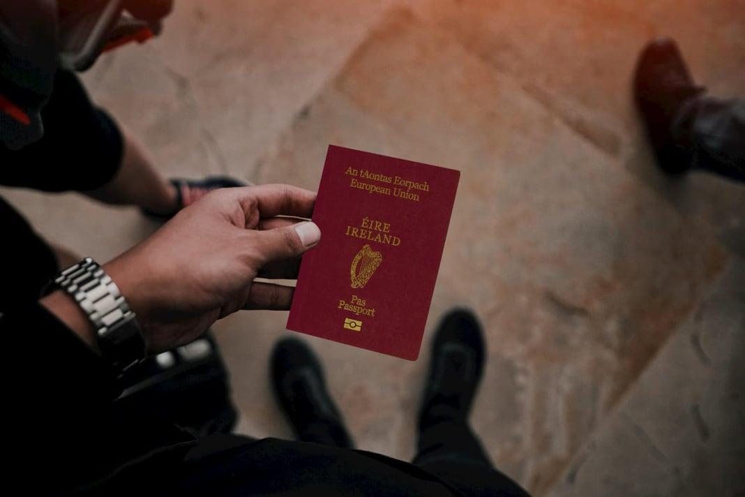 brexit irish passport