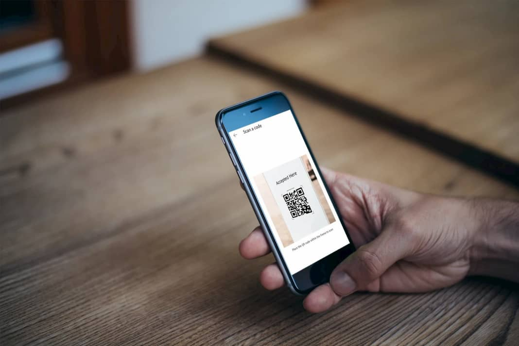 paypal qr code payments