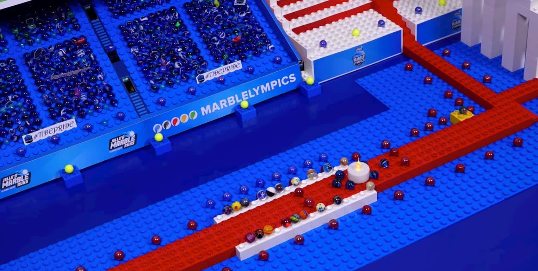 marblelympics opening ceremony