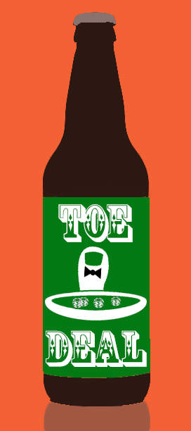toe deal AI generated beer name with neural networks