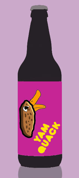 yam quack craft beers AI generated beer name with neural networks