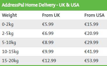 addresspal pricing