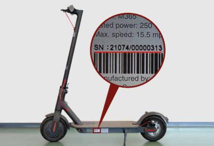xiaomi electric scooter recall ireland