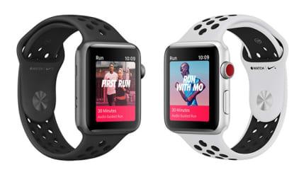 nike apple watch app