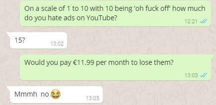 is youtube premium worth it