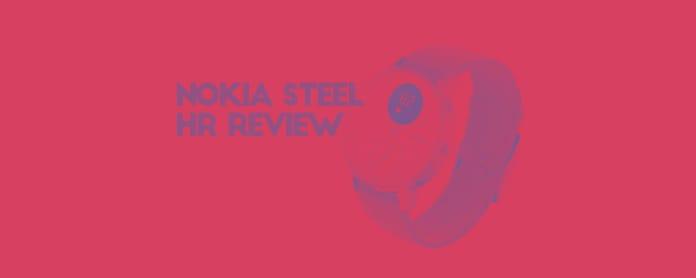 nokia steel hr review