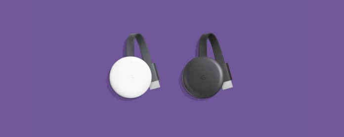 new Google Chromecast