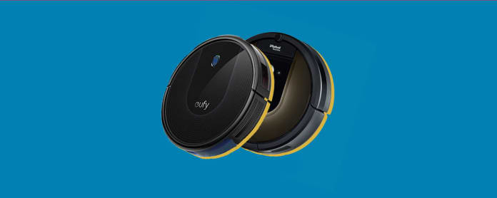 smart vacuums eufy vs roomba
