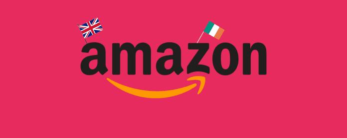 amazon shopping in ireland