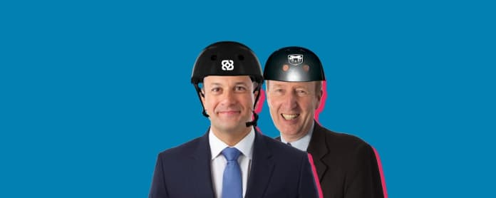 leo varadkar and electric scooters