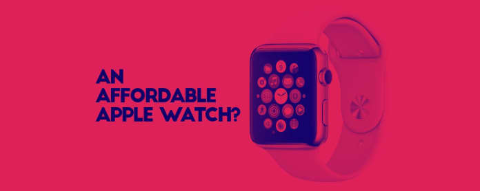affordable apple watch