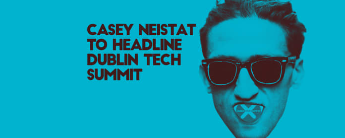 casey neistat dublin tech summit headline speaker for top dublin tech events 2018