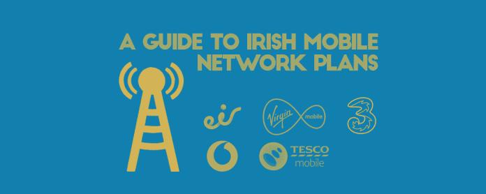 irelands best mobile network
