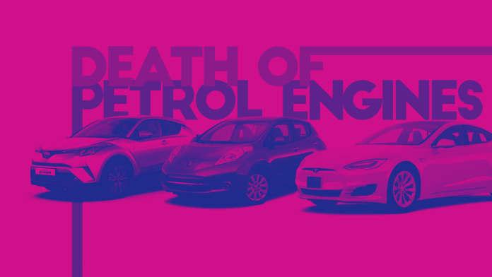 death of petrol engines