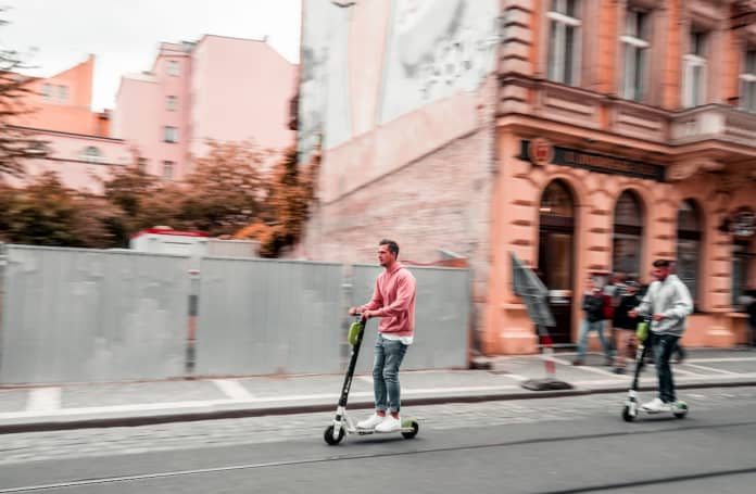 electric scooters ireland