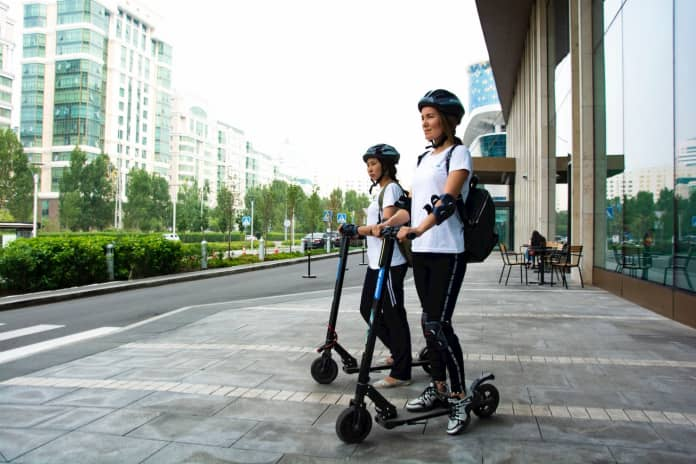 electric scooters to be legal in ireland in 2021