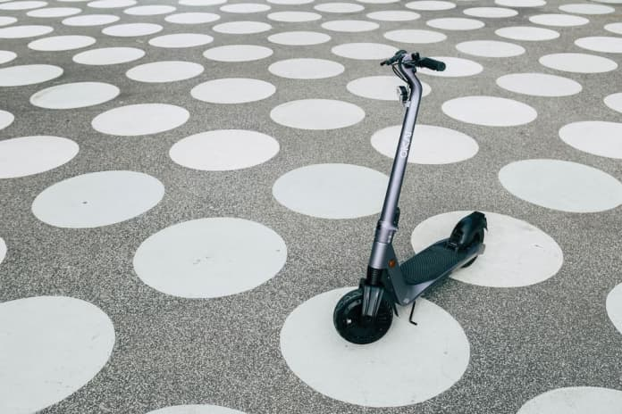 electric scooter laws ireland