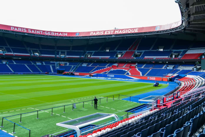 PSG where messi will now play his home football