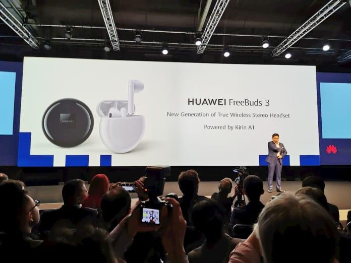 huawei freebuds 3 launch