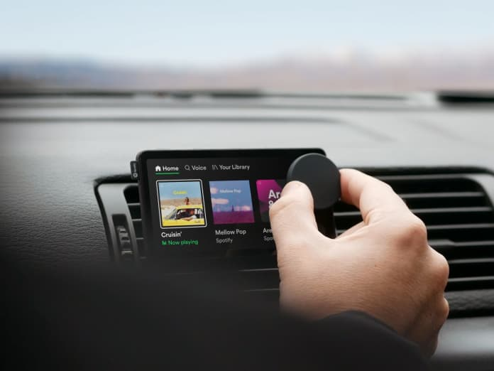 Spotify car thing is not coming to ireland
