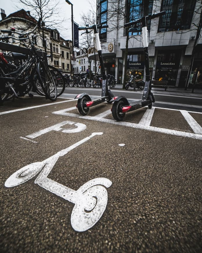 electric scooters to be legalised in ireland