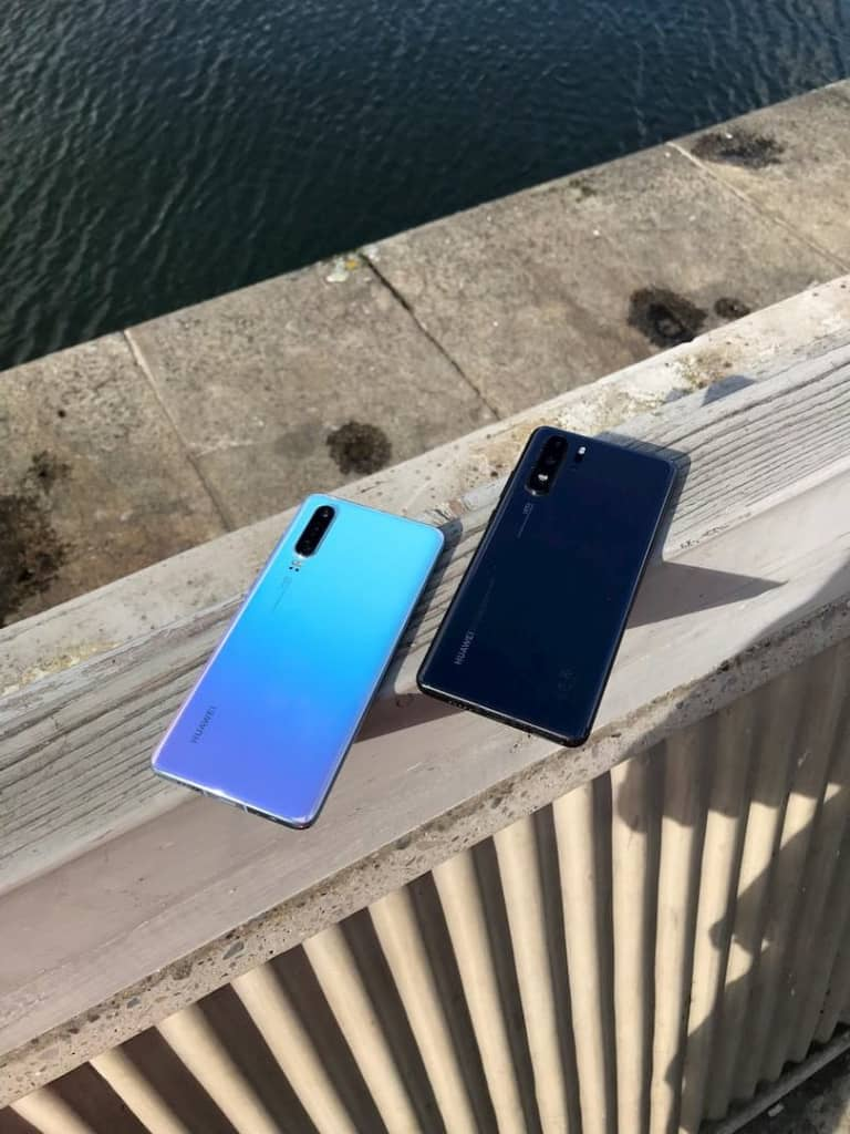 p30 and p30 pro