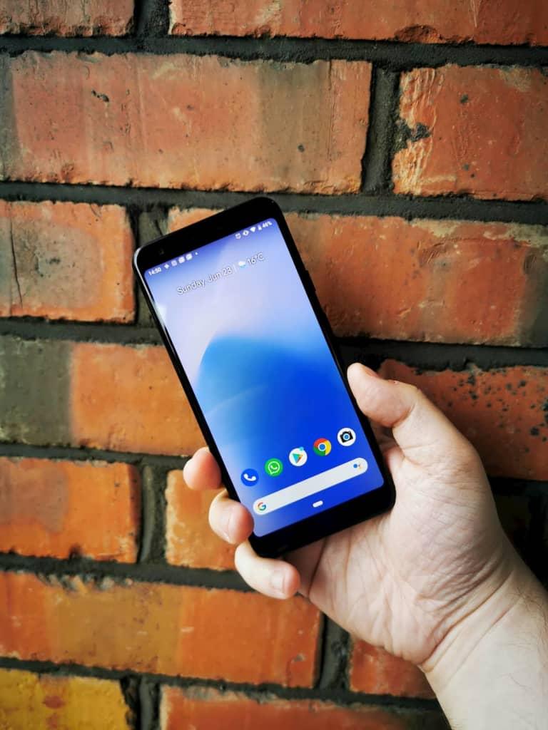google pixel 3a ireland