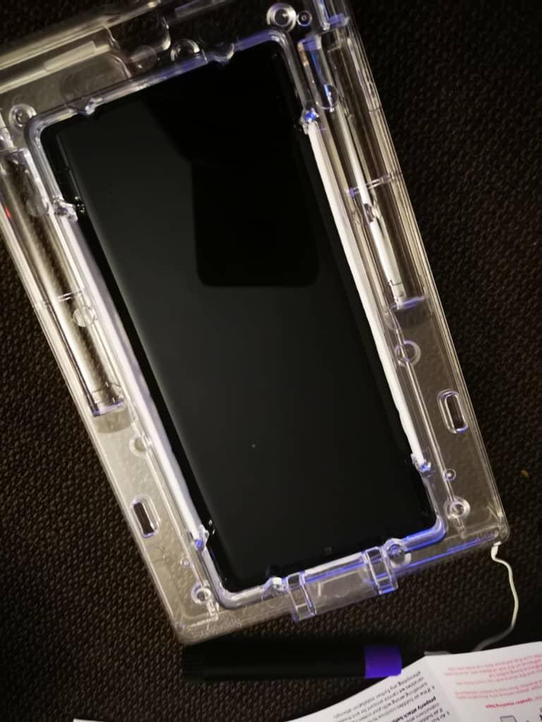 whitestone dome screen protector p30 pro